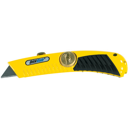 QBR-18 QuickBlade<span class='rtm'>®</span> Retractable Utility Knife